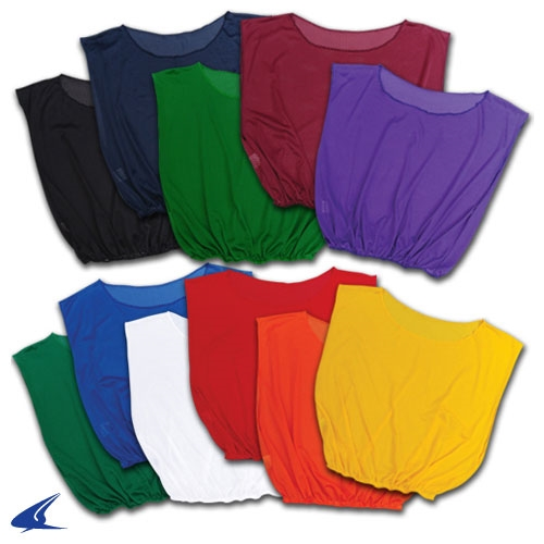 Champro Mesh Scrimmage Vests - Youth 6 Pack