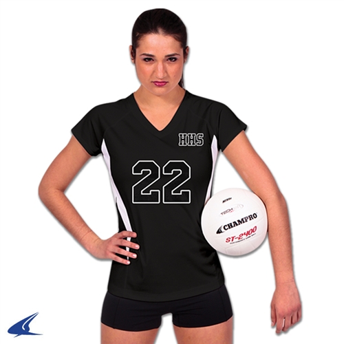 Champro Spike Ladies Volleyball Jersey