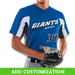 Customizable Champro Relief V-neck Jersey
