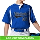 Customizable Champro Wild Card 2-Button Jersey
