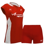 Mizuno Elite Volleyball Uniform Package