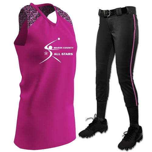 Champro Performance Series 1 Fastpitch Uniform Package
