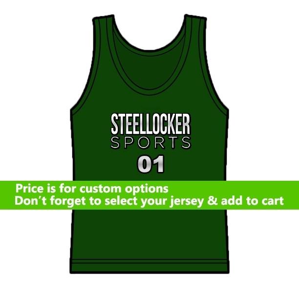23b25ebec Custom Basketball Jersey | SteelLockerSports.com