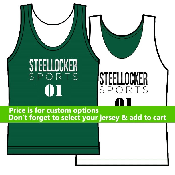 1e18e033d Custom Basketball Jersey Screen Printing - Team Logo or Name