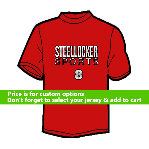 21bba3138008 Customize Your Soccer Jersey