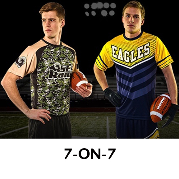 cc68e30fb Sublimated 7 On 7 Uniforms at SteelLockerSports.com