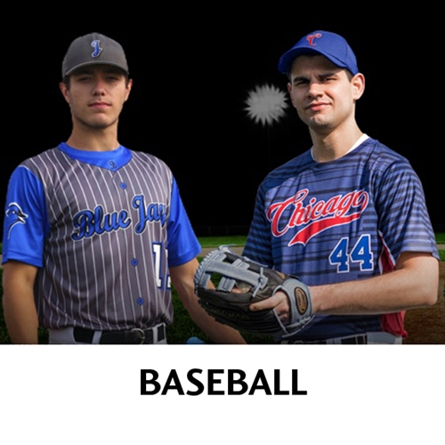 Sublimated Baseball Jersey