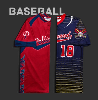 53fb9a11cff Sublimated Baseball Jersey at SteelLockerSports.com