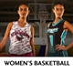 Sublimated Women's Basketball Uniform