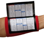 Playbook Wristband - Wrist Coach X200 Various Colors
