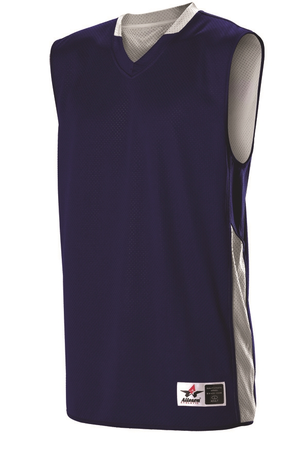 33da5237b86 Alleson Single Ply Reversible Jersey Adult | 589RSP | SteelLockerSports.com