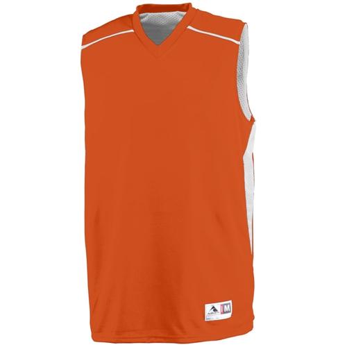 04f9e8bce950 Augusta Men s Slam Dunk Reversible Basketball Jersey