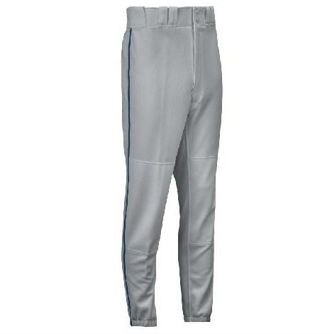 44db5ba87d9 Mizuno Youth Select Piped Elastic Bottom Baseball Pants - 350149 -  SteelLockerSports.com