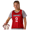 Alleson Athletic | Womens Lacrosse Reversible Pinnie | 10016-ALL-LP001W