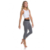 Soffe | Juniors Dri Heathered Capri | 10081-SOF-1165V