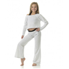 Soffe | Girls Open Bottom Pant | 10119-SOF-5852G