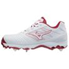Mizuno | 9-Spike Advanced Sweep 4 Low Womens Metal Softball Cleat | 10488-MIZ-320569