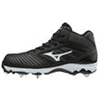 Mizuno | 9-Spike Advanced Sweep 4 Mid Womens Metal Softball Cleat | 10489-MIZ-320574