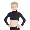 Capezio | Turtleneck Long Sleeve Top - Girls | 10638-CAP-TB107C