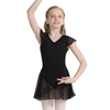 Capezio | Flutter Sleeve Dress - Girls | 10677-CAP-11305C