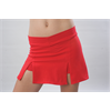 Pizzazz Performance Wear | Youth A-Line Cover Stitch Skirt w/ Boys Cut Brief | 1073-PIZ-5100