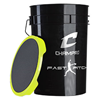 "CHAMPRO Sports | 11"" Fast Pitch Leather Cover; Pu Core Bucket W/2 Dz 