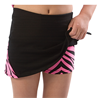 Pizzazz Performance Wear | Youth Animal Print Skirt w/ Boys Cut Brief | 1075-PIZ-6100AP