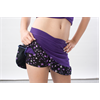 Pizzazz Performance Wear | Adult Superstar Ruffled Skirt w/ Boys Cut Brief | 1080-PIZ-7200SS