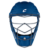 CHAMPRO Sports | Optimus Pro Rubberized Matte Finished Hockey Style Catcher's Headgear | 10800-CHP-CM76M