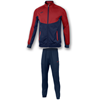 Joma | MICROFIBER TRACKSUIT ESSENTIAL NAVY BLUE-RED | 10932-JOM-101021.306