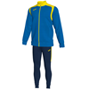 Joma | CHAMPION V TRACKSUIT ROYAL-YELLOW | 10948-JOM-101267.709