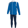 Joma | CHAMPION V TRACKSUIT ROYAL-WHITE | 10949-JOM-101267.702