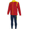 Joma | CHAMPION V TRACKSUIT RED-YELLOW | 10950-JOM-101267.609
