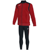 Joma | CHAMPION V TRACKSUIT RED-BLACK | 10952-JOM-101267.601