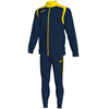 Joma | CHAMPION V TRACKSUIT NAVY-YELLOW | 10955-JOM-101267.339