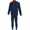 Joma | CHAMPION V TRACKSUIT NAVY-RED | 10956-JOM-101267.336