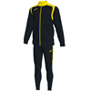 Joma | CHAMPION V TRACKSUIT BLACK-YELLOW | 10960-JOM-101267.109