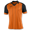 Joma | SHORT SLEEVE T-SHIRT GRADA ORANGE-BLACK | 11060-JOM-100680.801