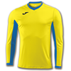 Joma | L/S T-SHIRT CHAMPION IV YELLOW-ROYAL BLUE | 11117-JOM-100779.907