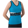 Pizzazz Performance Wear | Youth Superstar Panel Top | 1112-PIZ-5700SS