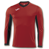 Joma | L/S T-SHIRT CHAMPION IV RED-BLACK | 11124-JOM-100779.601