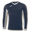 Joma | L/S T-SHIRT CHAMPION IV NAVY BLUE-WHITE | 11129-JOM-100779.302