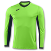 Joma | L/S T-SHIRT CHAMPION IV LIME GREEN-BLACK | 11134-JOM-100779.021