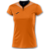 Joma | SHORT SLEEVE T-SHIRT SILVER ORANGE WOMEN | 11136-JOM-900433.801