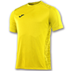 Joma | SHORT SLEEVE T-SHIRT DINAMO II YELLOW | 11145-JOM-100734.900