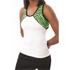 Pizzazz Performance Wear | Adult Tri-Color Top | 1117-PIZ-7800ZG