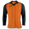 Joma | L/S T-SHIRT GRADA ORANGE-BLACK | 11192-JOM-100681.801