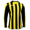 Joma | T-SHIRT COPA YELLOW-BLACK L/S | 11269-JOM-100002.900
