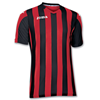 Joma | T-SHIRT COPA RED-BLACK SHORT SLEEVE | 11279-JOM-100001.601