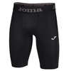 Joma | OLIMPIA SHORT COMPRESSION TIGHTS BLACK | 11699-JOM-101263.100